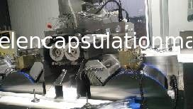High Speed Paintball Encapsulation Machine , Soft Gelatin Encapsulation Machine